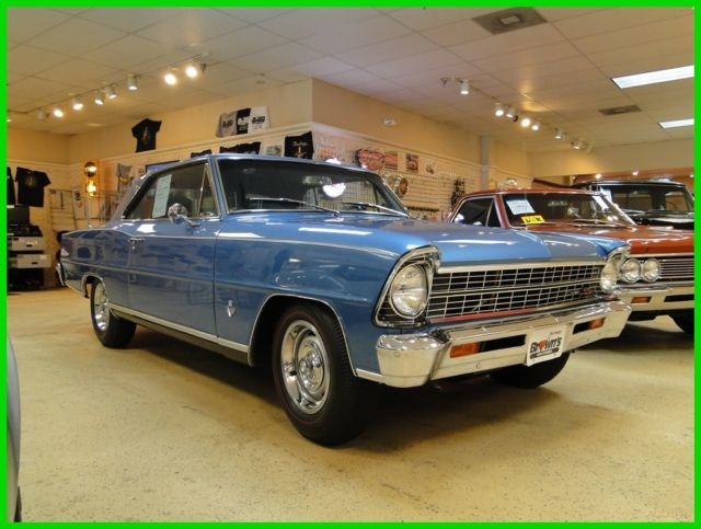 1967 Chevrolet Nova REAL Super Sport