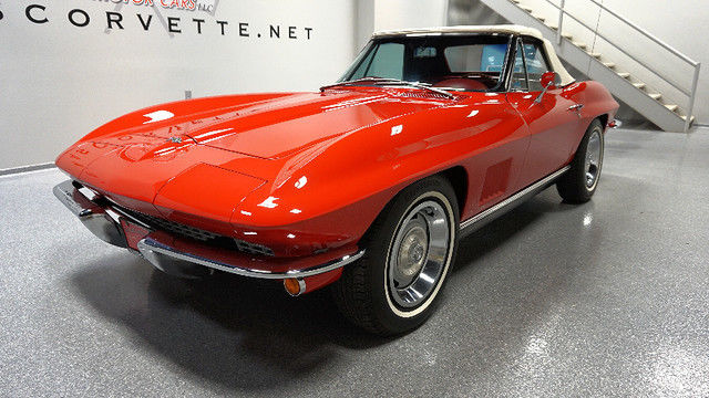 1967 Chevrolet Corvette Matching #