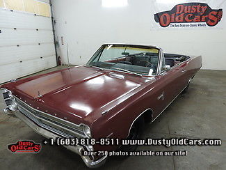 1967 Plymouth Fury Runs Great 383V8 Top Works Body Interior Good
