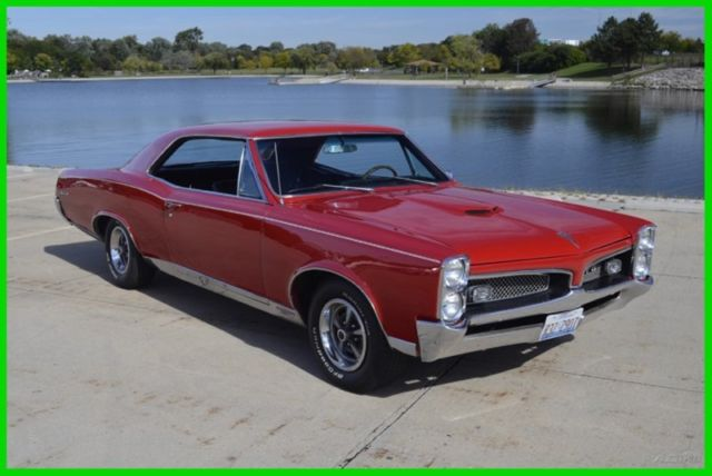 1967 Pontiac GTO RESTORED IN TOP NOTCH CONDITION