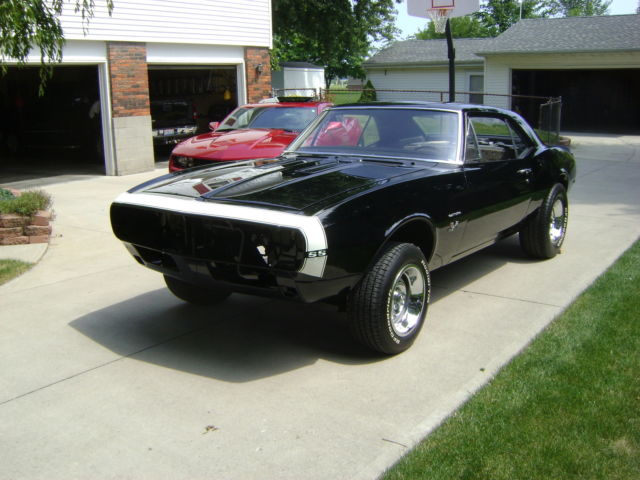 1967 rs ss396 camaro project car for sale photos technical specifications description. Black Bedroom Furniture Sets. Home Design Ideas