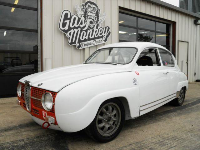 1967 Saab 96 Monte Carlo Sport 841cc 3 cyl 2 Stroke ...