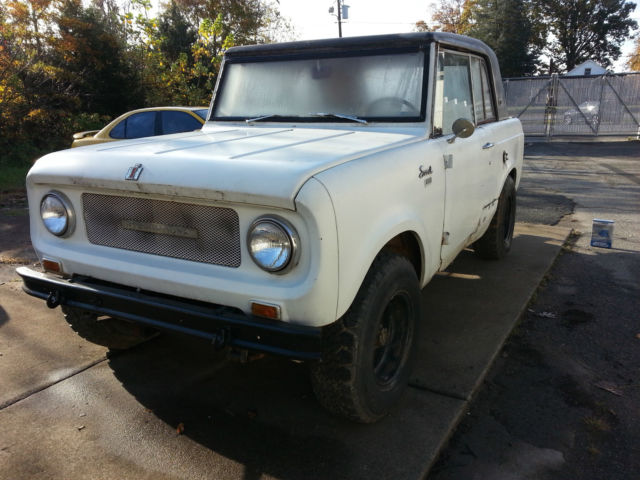 1967 International Harvester Scout
