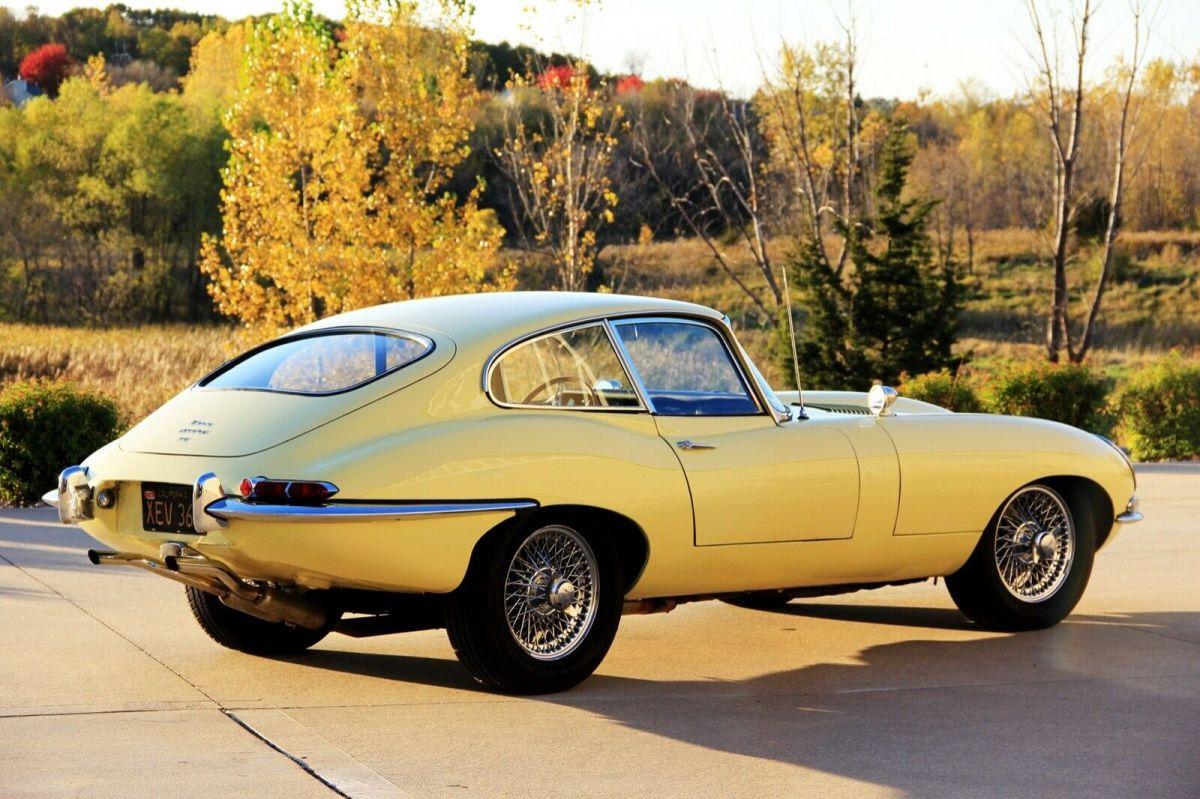 1967 Series 1 E-Type (XKE) Jaguar FHC (Coupe) for sale ...