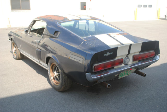 Shelby Gt Project Car For Sale