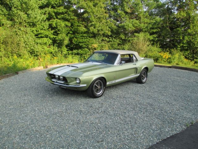1967 Ford Mustang GT-350-S