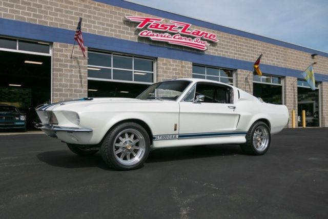 1967 Shelby GT500 CSS Free Shipping Until January 1