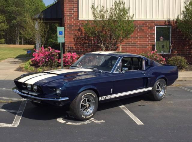 1967 Shelby SHELBY AMERICAN GT500