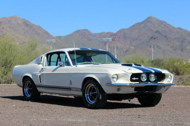 1967 Ford Mustang GT500 Recreation