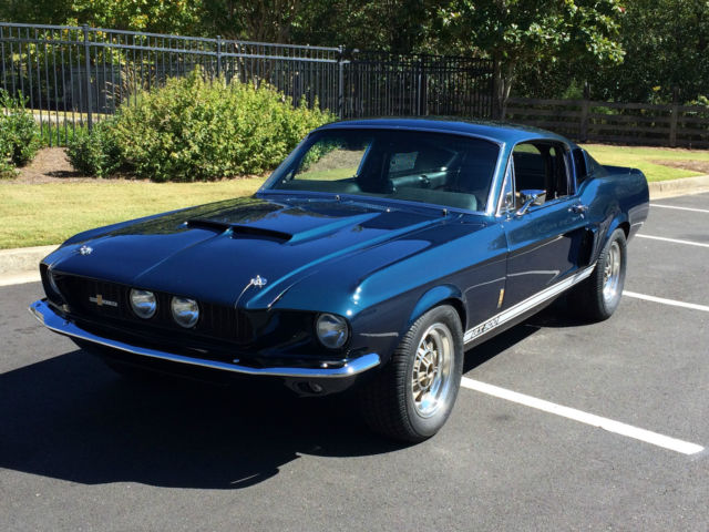 1967 Shelby GT500 Tribute Recreation