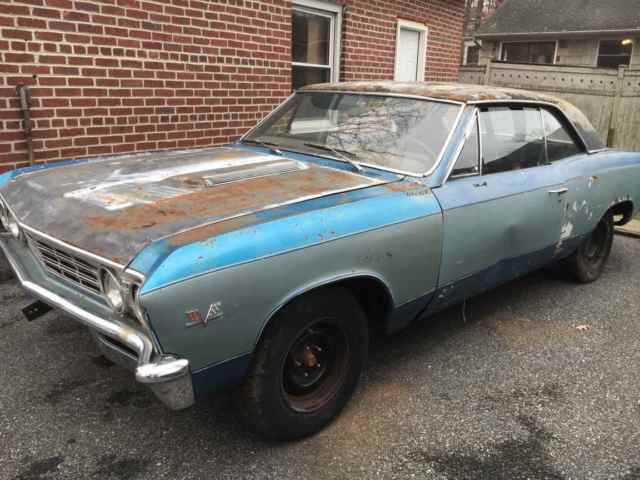 1967 ss chevelle 454 4 speed 12 bolt 138 vin project for sale photos technical specifications. Black Bedroom Furniture Sets. Home Design Ideas