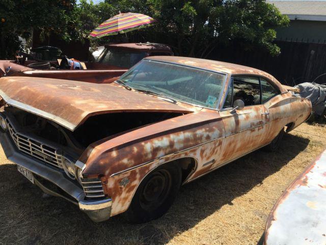 1967 Ss Impala Original 327 Engine For Sale: Photos