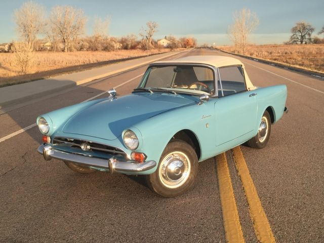 1967 Other Makes Alpine Convertible