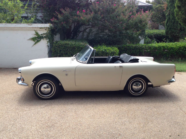 1967 Other Makes Sunbeam Alpine Series V