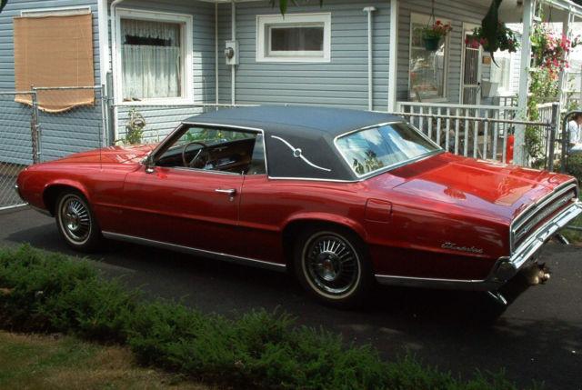 1967 Thunderbird Tudor Landau Two Door 428