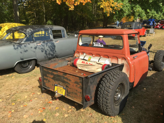 1967 toyota stout this is a one only ever built hot rat street rods chevy v8 for sale photos. Black Bedroom Furniture Sets. Home Design Ideas