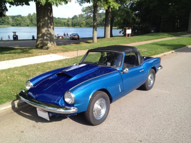 1967 Replica/Kit Makes Triumph Spitfire Hardtop / Convertible