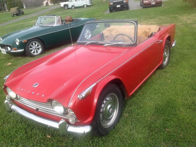 1967 Triumph Other