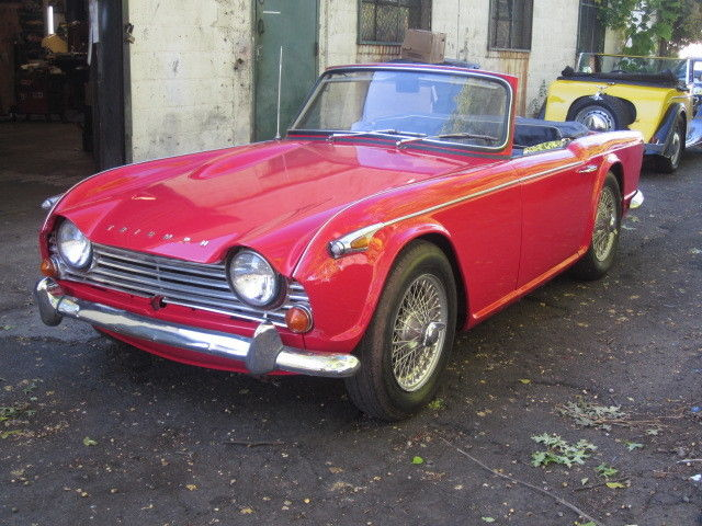 1967 Triumph Other TR4A IRS