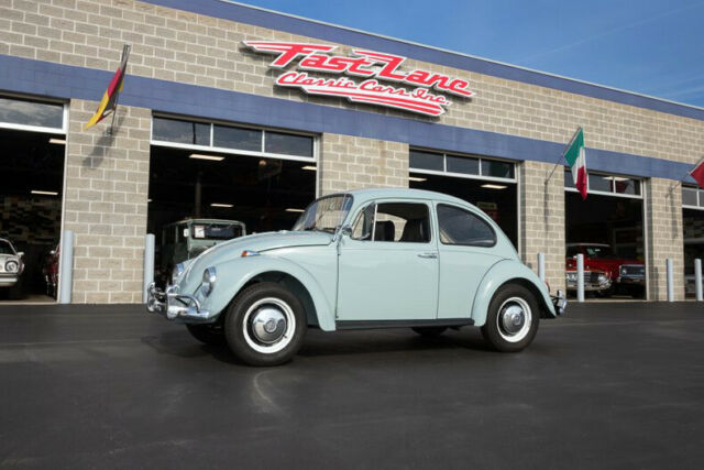 1967 Volkswagen Beetle - Classic Photo Documented Resto