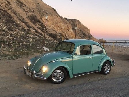 1967 Volkswagen Beetle Beautiful Restoration 1641 cc ...