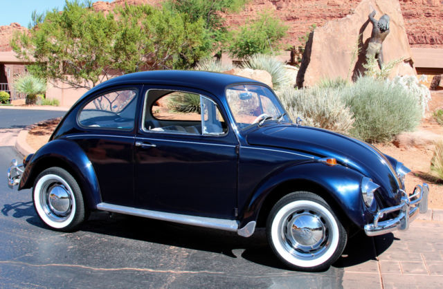 1967 VOLKSWAGEN BEETLE Classic BUG - Restored & Gorgeous! for sale: photos, technical ...