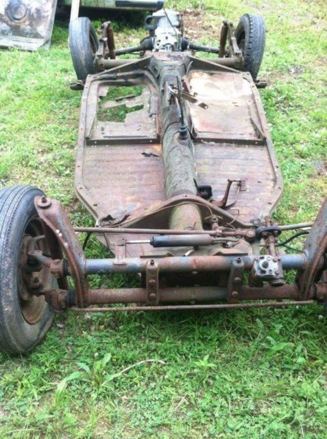1967 Volkswagen Beetle Floor Pan with title Restoration Dune Buggy Sand Rail for sale: photos ...