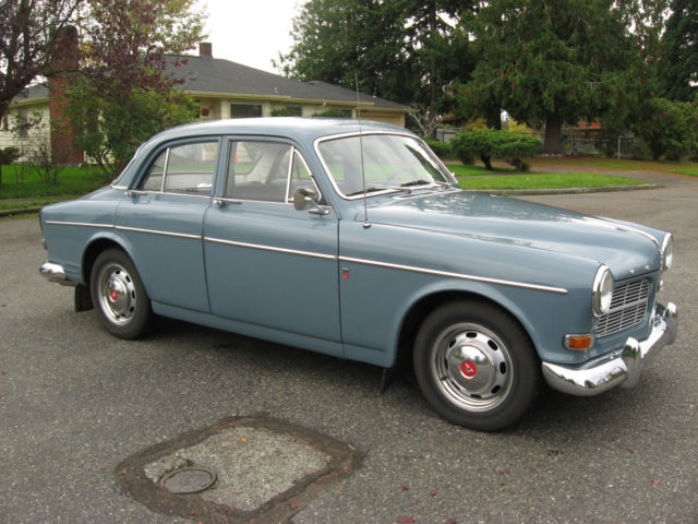 1967 Volvo Other Older restoration 122 Sedan