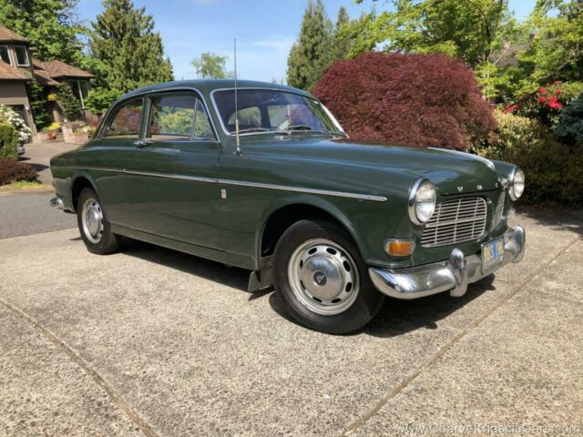 1967 Volvo 122S 2-Door Sedan. EXCELLENT! 35 years ONE OWNER. See VIDEO