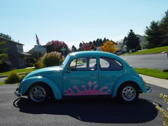 1967 vw beetle classic west coast custom for sale photos