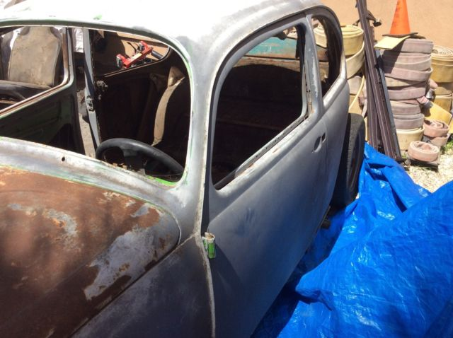 1967 vw beetle project for sale photos technical specifications