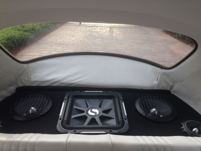 1967 vw bug beetle lowered load stereo custom interior narrowed front