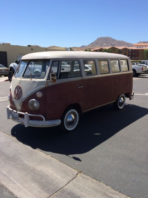 1967 Volkswagen Bus/Vanagon Bus 13 windows