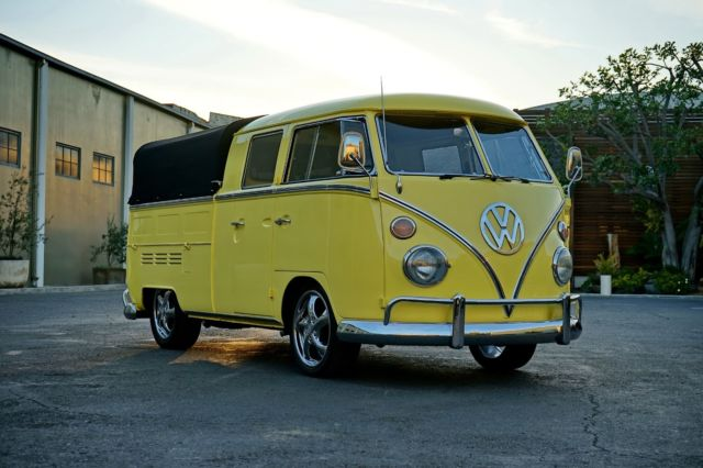 1967 Volkswagen Other Deluxe