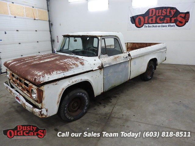 1967 Dodge Other Pickups Runs Body Inter Fair 383V8 Project Truck