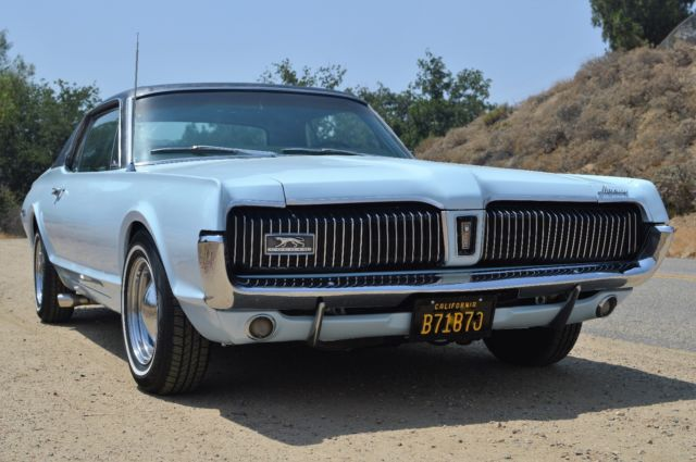1967 Mercury Cougar XR-7 Coupe
