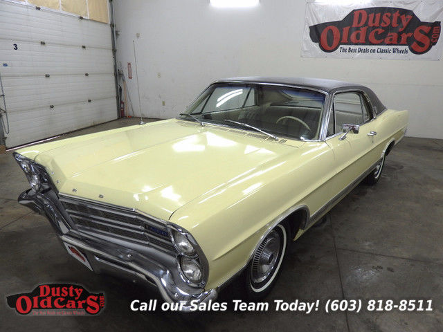 1967 Ford LTD Runs Drives Body Interior Vgood 289V8