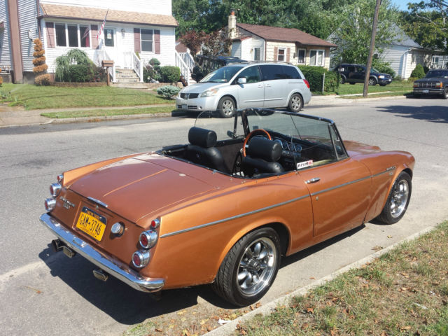 1967 5 Datsun 1600 Roadster Spl 311 For Sale  Photos
