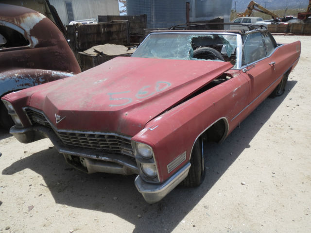 1967 Cadillac Other