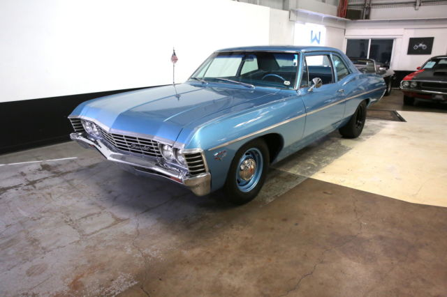 1967 Chevrolet Bel Air/150/210 None