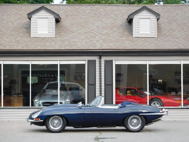 1967 Jaguar E-Type SI E Type Roadster