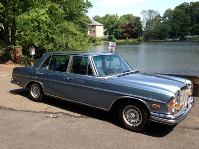 1968 Mercedes-Benz 300-Series 300 SEL 6.3