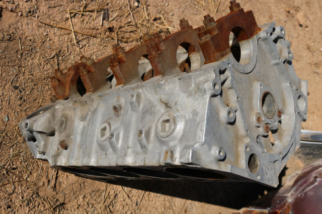 1968 427 convertible project 427 ZL1 block for sale ...