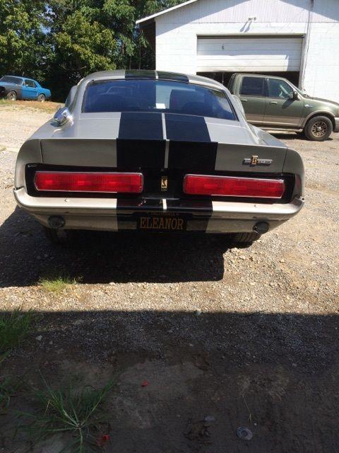 """1968 67 Eleanor Mustang """"gone in 60 seconds"""" replica ..."""