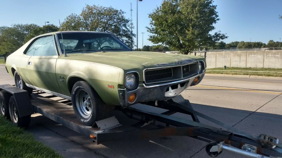 1968 AMC Javelin Base