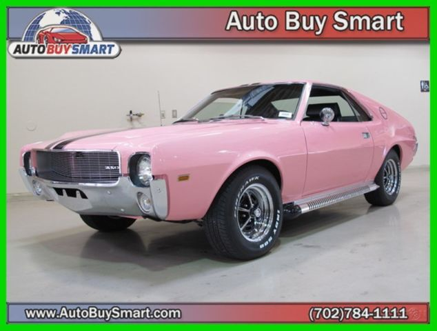1968 Other Makes Amx 2 DOOR COUPE CUSTOM