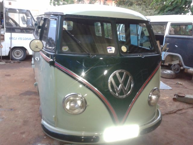 1968 Volkswagen Bus/Vanagon Split Window
