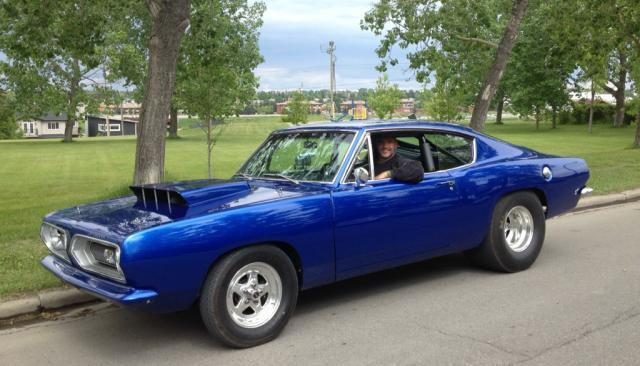 1968 Plymouth Barracuda FAST BACK