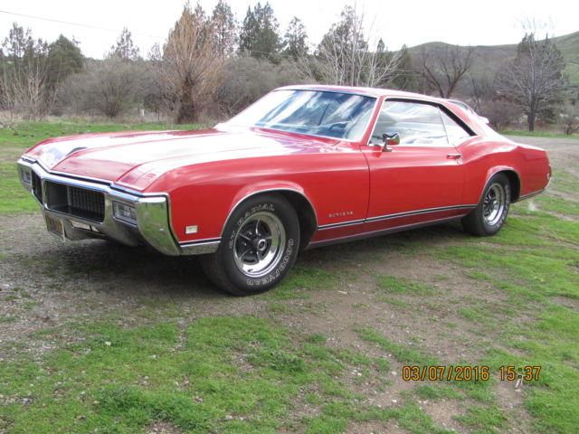 1968 Buick Riviera Documented One Owner NO RESERVE