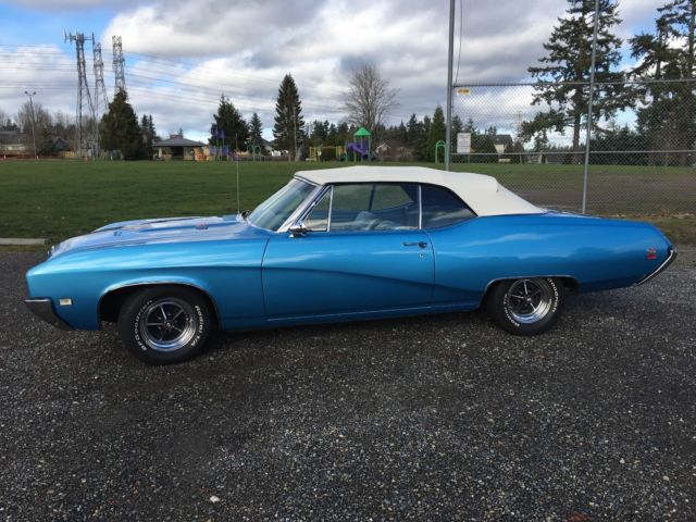 1968 Buick Skylark Custom, GS400 Trim